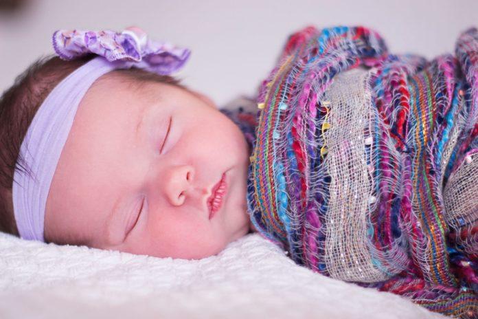 sleep-training your baby