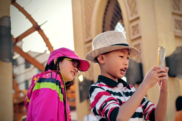 Raiding healthy children in a digital age