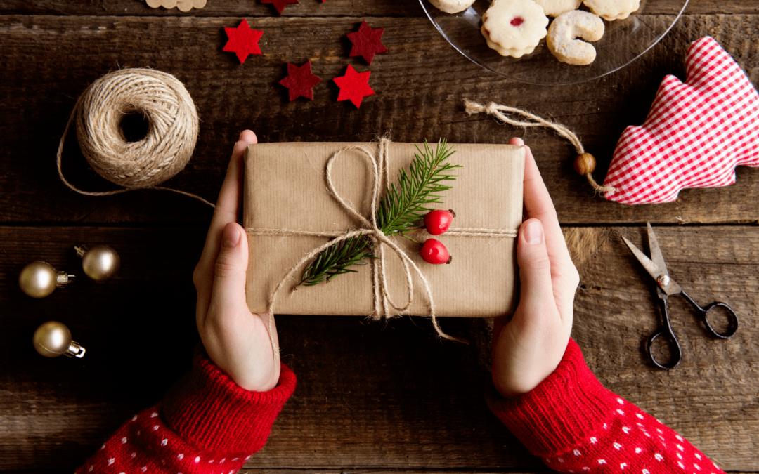 5 Easy-to-make Christmas gift ideas